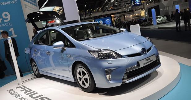 Toyota Prius III Hybride Rechargeable : Elle est prête