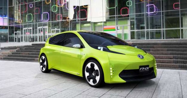 Toyota veut rester leader de l'hybride