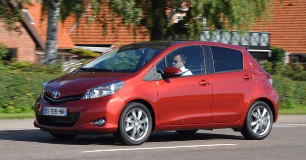 Essai Toyota Yaris 3 1.33 VVT-i Lounge : La cool attitude