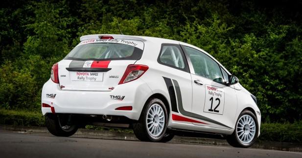Toyota Yaris R1A : Une Yaris pour débuter en rallye