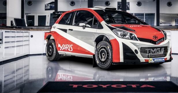 Toyota reviendra en WRC dès 2017