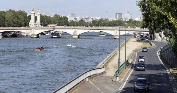 Paris : les travaux démarrent dès lundi sur la rive gauche
