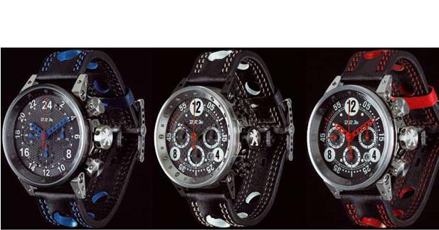 BRM présente ses montres Peugeot Sport au Mondial