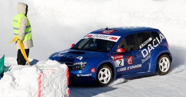 Trophée Andros - Val Thorens: Balas et Prost commencent bien