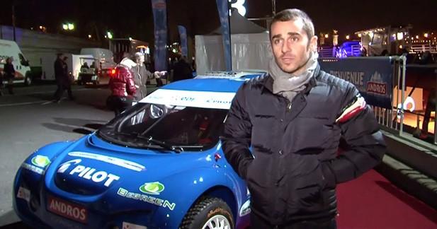 Interview : Max Mamers et Nicolas Prost à propos du Trophée Andros électrique