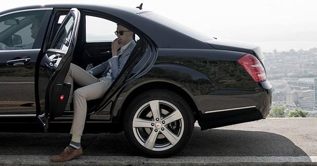 Uber, la société de VTC, encourt 100 000 euros d'amende
