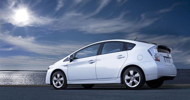 La Prius bat des records de ventes au Japon