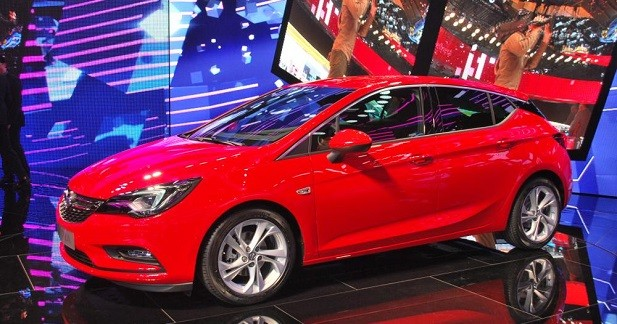 Du downsizing pour la future Opel Astra OPC