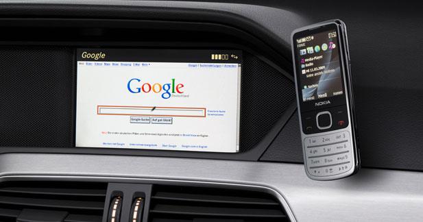 COMAND on line : Internet arrive à bord des Mercedes