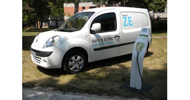 La France est en retard dans le déploiement des bornes de recharge