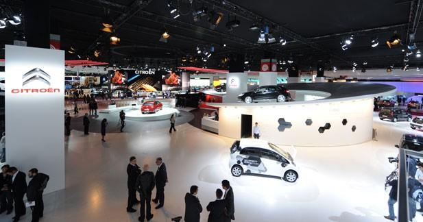 3 fois plus de commandes pour Citroën au Mondial
