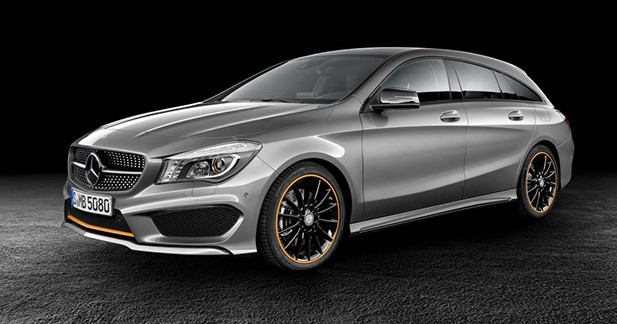Mercedes CLA Shooting Brake : quand le style tutoie le pratique