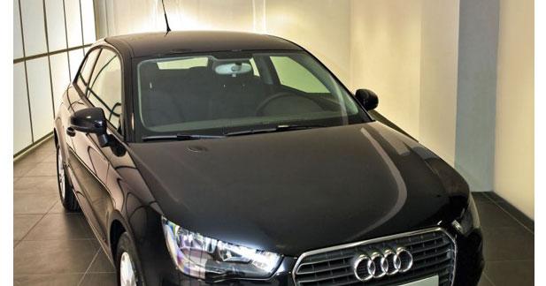 Déjà 10 000 Audi A1 vendues en France