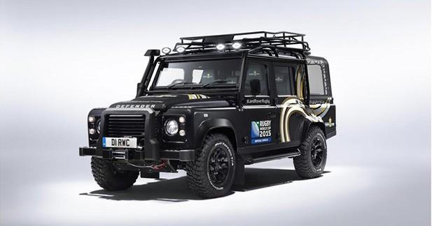 Un véhicule unique pour un évènement planétaire