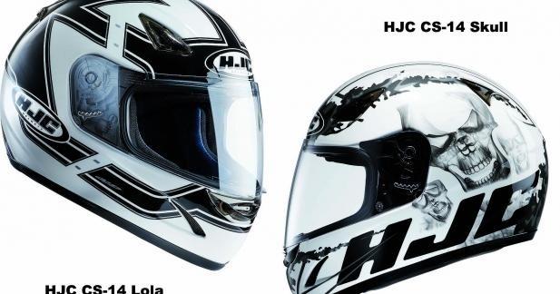 Un casque HJC intégral à moins de 100 € ça existe !