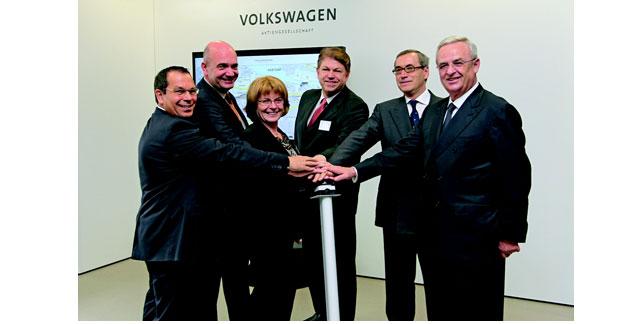 Volkwagen s'équipe d'un super centre informatique
