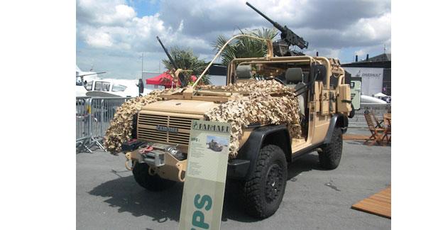 Panhard VPS : le SUV militaire à la française