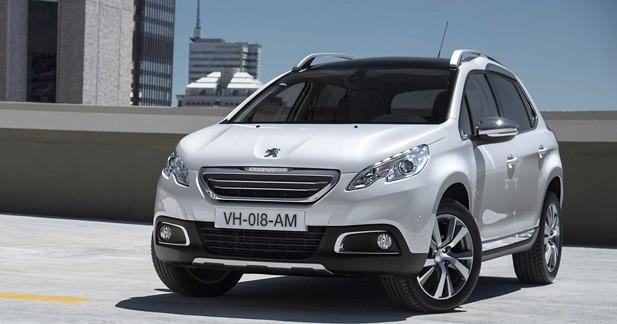 Peugeot 2008 Hybrid Air : Un système hybride révolutionnaire d'après PSA