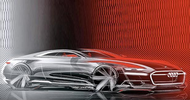Audi Prologue Concept : la future A9 coupé ?