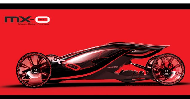 MX0 : un roadster écolo de moins de 500 kg