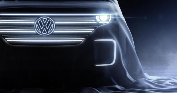 Un Volkswagen Combi électrique au CES de Las Vegas?