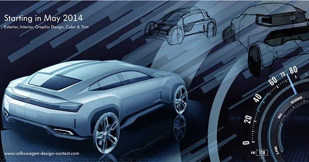 Dessinez un concept VW pour un futur jeu vidéo