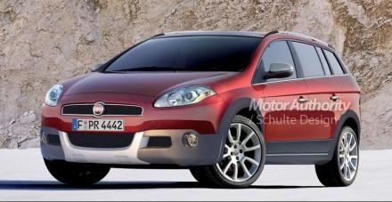Un crossover Fiat Bravo en 2010 ?