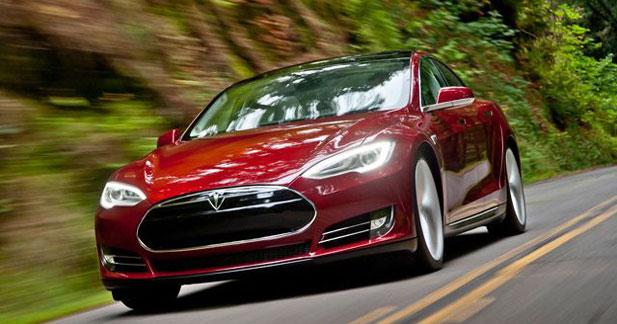 Tesla va rappeler des Model S