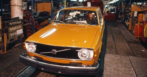 Volvo : l'usine de Torslanda a produit 6,8 millions de voitures en 50 ans