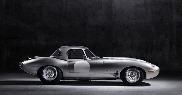 Une carrosserie refaite entièrement en aluminium