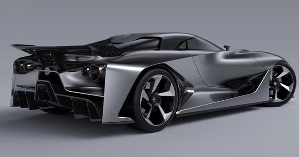 La supersportive Nissan pour Gran Turismo se dévoile