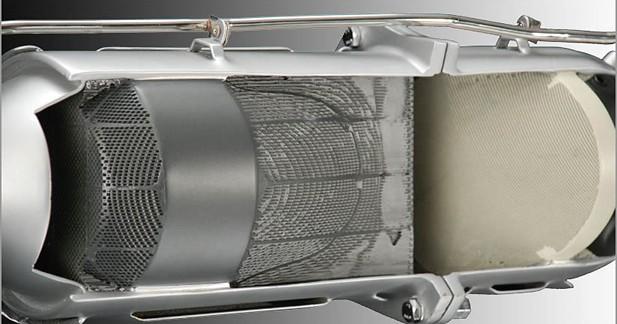 un filtre particules pour les moteurs essence en vue d euro 7. Black Bedroom Furniture Sets. Home Design Ideas