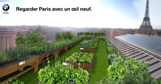 Alain Passard invité par BMW i à parler de développement durable