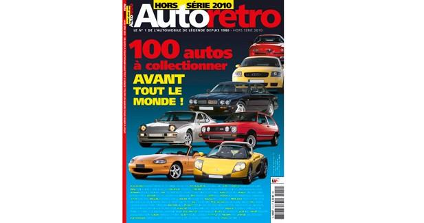 Autoretro : un hors série sur les nouvelles autos de collection
