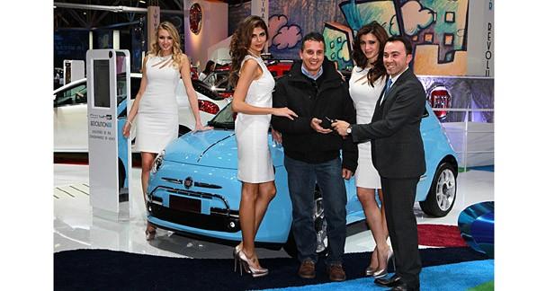Fiat récompense le conducteur le plus ''éco''