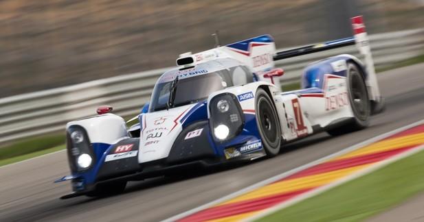 24 Heures du Mans: Toyota en pôle, Porsche en première ligne