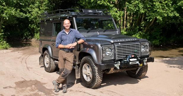 Land Rover crée le Defender