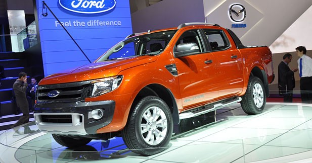 Ford Ranger Wildtrak : un pick up pour les baroudeurs