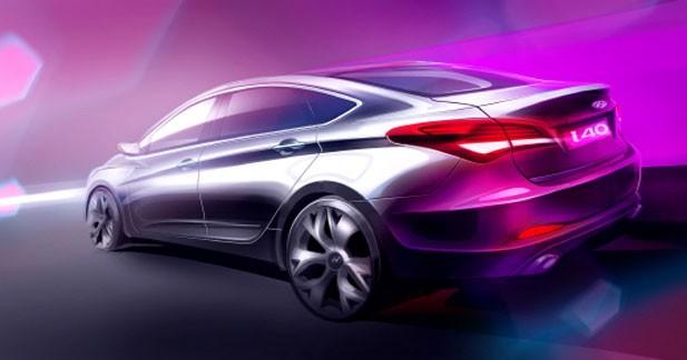Hyundai i40 : et maintenant la berline