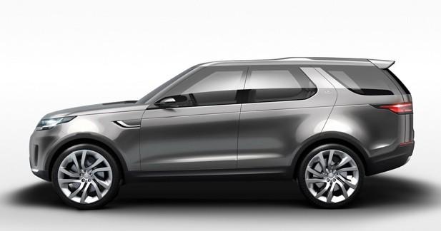 Le Land Rover Discovery Sport confirmé