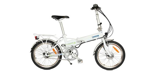 Michelin lance son vélo électrique