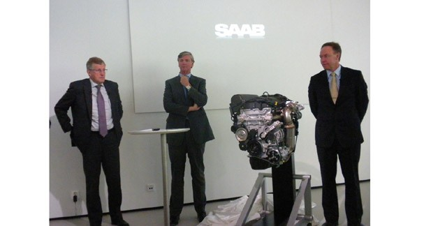 Accord officiel entre Saab et BMW