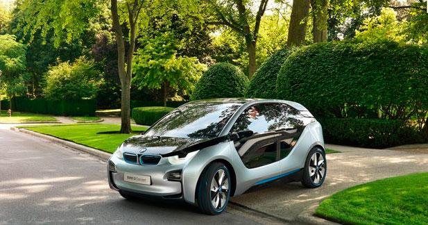 La gamme i de BMW s'agrandira à Los Angeles