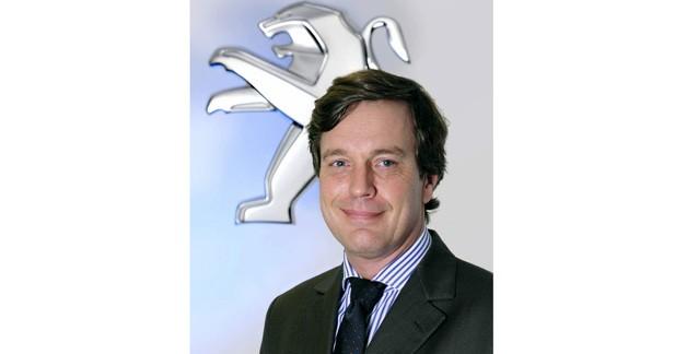 Vincent Rambaud nommé Directeur Général de Peugeot