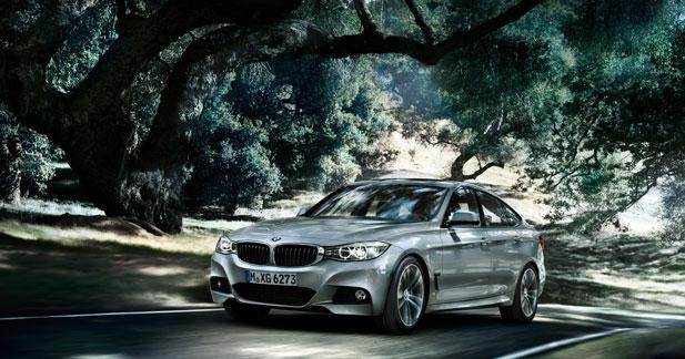 BMW Série 3 Gran Turismo : performante mais sobre
