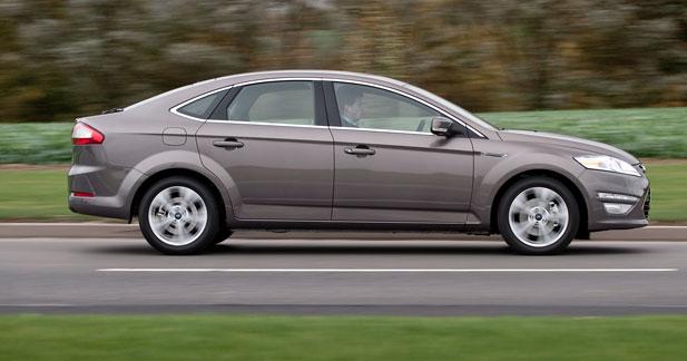 Ford : une Mondeo EConetic à 114 g de CO2