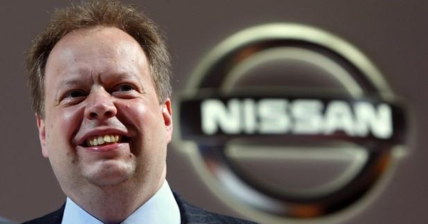 Andy Palmer est le nouveau patron d'Aston Martin