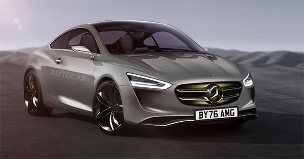 Mercedes préparerait une rivale de l'Audi TT
