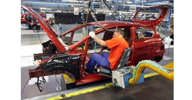 Ford veut limiter sa consommation d'énergie dans les usines européennes