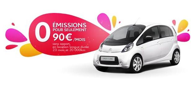 Citroën exporte son service d'autopartage électrique